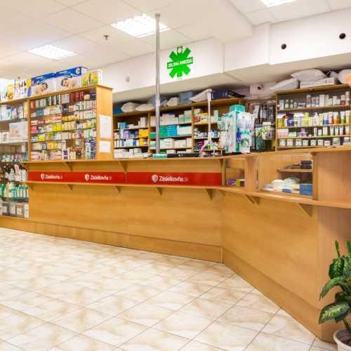 Široký výber zdravotnickych potrieb