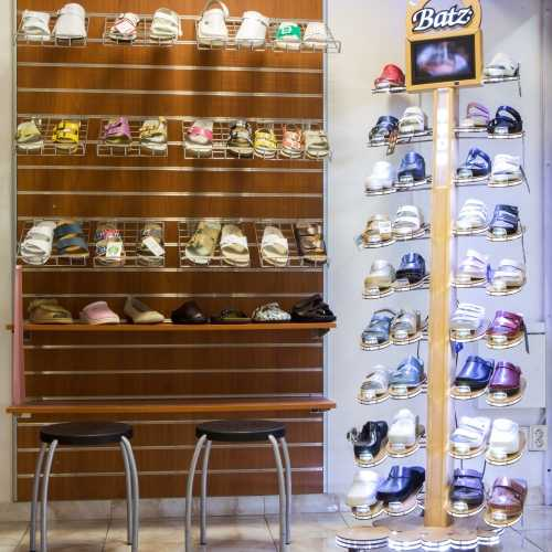 Ortopedická a zdravotná obuv